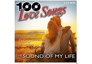 VARIOUS - 100 Lovesongs [CD]