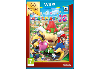 Mario Party 10 Selects Nintendo Wii U