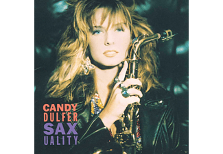 Candy Dulfer - Saxuality/Incl.Lili Was Here [CD]