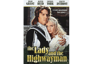 The Lady And The Highwayman - (DVD)