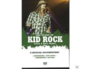 The Story of Kid Rock - Rock 'n Roll Rebel - (DVD)