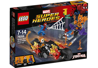 LEGO Spider-Man: Ghost Riders Verbündete (76058)