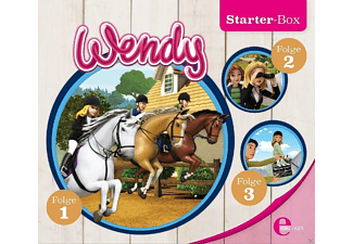 Wendy - 001 - Wendy Starter-Box - (CD)