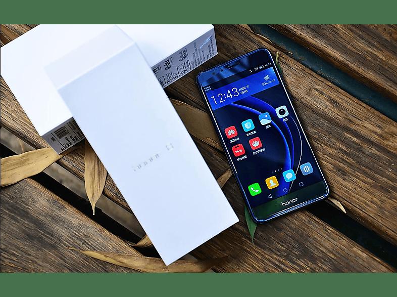 HONOR 8 Premium Dual SIM arany kártyafüggetlen okostelefon (FRD-L09)