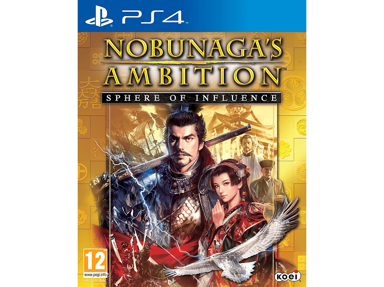 Nobunagas Ambition Sphere of Influence PlayStation 4 gaming   offline sony ps4 παιχνίδια ps4 gaming games ps4 games
