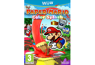 Paper Mario: Color Splash Nintendo Wii U