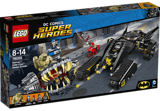 LEGO Batman™: Killer Crocs™ Überfall in der Kanalisation (76055)