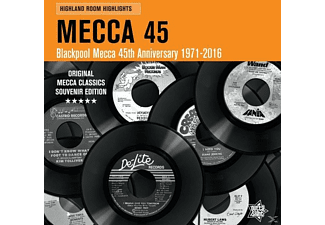 VARIOUS - Blackpool Mecca/45th Anniversary 1971-2016 - (Vinyl)