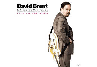 David Brent - LIFE ON THE ROAD (LIMITED EDITION) |