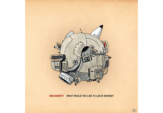 Ben Barritt - What Would You Like To Leave Behind? [CD]