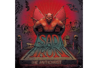 Sad Iron - The Antichrist - (CD)