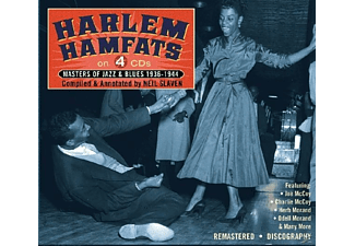 Harlem Hamfats - Masters Of Jazz & Blues [CD]