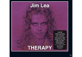 Jim Lea - Therapy [CD]