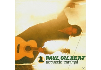 Paul Gilbert - Acoustic Samurai - (CD)