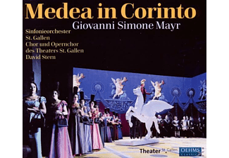 STERN & THEATER ST.GALLEN - Medea In Corinto - (CD)