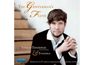 Stefan Temmingh - The Gentleman's Flute - (CD)