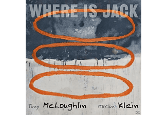 Marlon Klein Tony Mcloughlin - Where Is Jack - (CD)