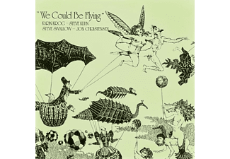 Karin & Kuhn & Swallow & Christensen Krog - We Could Be Flying - (CD)