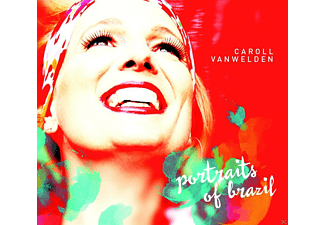 Caroll Vanwelden - Portraits Of Brazil - (CD)