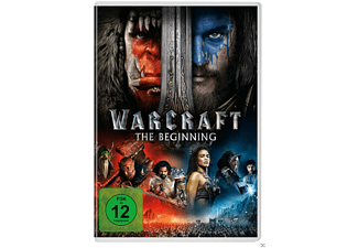 Warcraft - The Beginning [DVD]