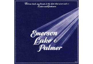 Emerson, Lake & Palmer - Welcome Back My Friends To Theshow That Never Ends [CD]