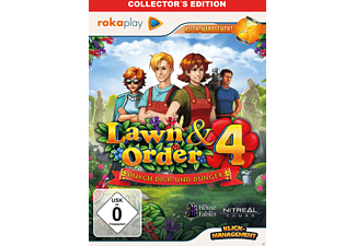 Lawn & Order 4: Durch Dick und Dünger - Collector's Edition - PC