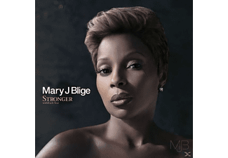 Mary J. Blige - Stronger With Each Tear (CD)