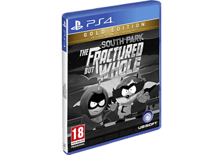 South Park: The Fractured But Whole - Gold Edition PS4