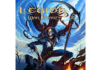 The Legion - Warbeast [CD]