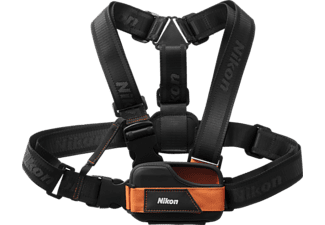 NIKON ALM23030 Outdoor-Brustgurt, AW100, 110, 120, Schwarz