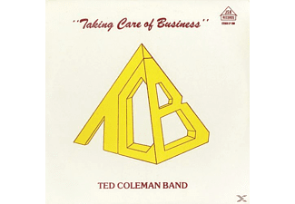 Ted Coleman Band - Taking Care Of Business - (Vinyl)