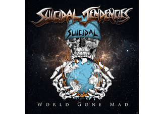 Suicidal Tendencies - World Gone Mad-Box (CD/Bandana/Stickers) [CD]