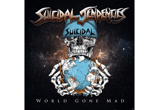Suicidal Tendencies - World Gone Mad-Box (CD/Bandana/Stickers) - (CD)