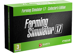 Farming Simulator 17 Collectors Edition PC