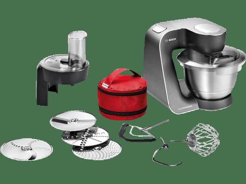 BOSCH Küchenmaschine MUM59N26DE MUM5 HomeProfessoinal - MediaMarkt