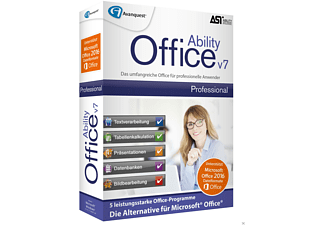 Ability Office 7 Professional