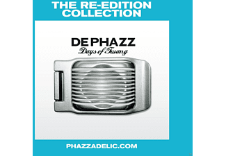 De Phazz - DAYS OF TWANG (LIMITED EDITION) - (CD)