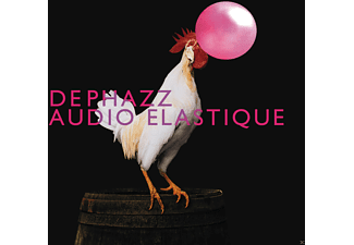 De Phazz - AUDIO ELASTIQUE (LIMITED EDITION) - (CD)