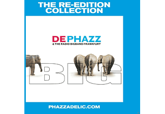 Dephazz & Hr-bigband - BIG (LIMITED EDITION) - (CD)