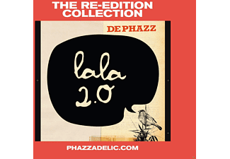 De Phazz - LALA 2.0 (LIMITED EDITION) [CD]