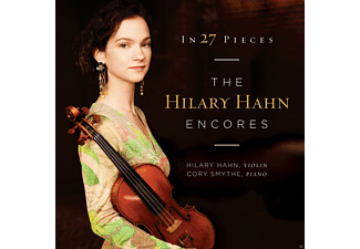 VARIOUS, Hilary Hahn - In 27 Pieces: The Hilary Hahn Encores [Vinyl]