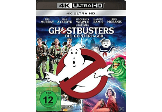 Ghostbusters [4K Ultra HD Blu-ray]