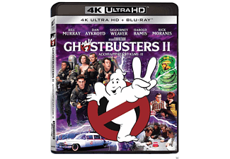 Ghostbusters 2 - (4K Ultra HD Blu-ray)