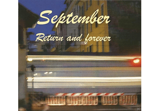 September - Returns and Forever - (CD)