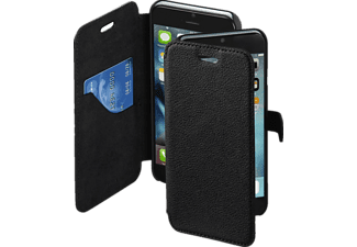 HAMA Prime Line, Apple, Bookcover, iPhone 7, Leder (Obermaterial), Schwarz