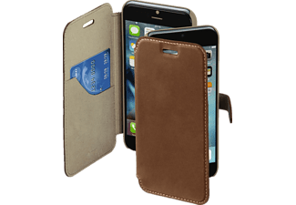 HAMA Prime Line Bookcover Apple iPhone 7 Leder (Obermaterial) Braun