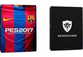Pro Evolution Soccer 2017 FC Barcelona Edition PS4