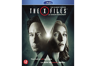 X-Files: Seizoen 10 | Blu-ray