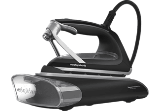 MORPHY RICHARDS 360001 Redefine VapoCare, Bügelstation, 950 Watt, Schwarz