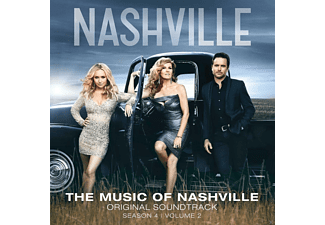 VARIOUS - The Music Of Nashville Season 4, Vol.2 - (CD)